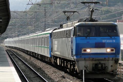 【メトロ】16000系16106F 甲種輸送