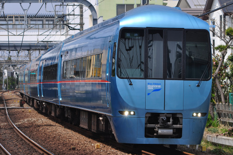 【小田急】特急「ロマンスカー」一部列車が運転再開