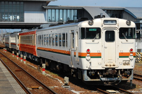 【JR海】キハ48-3812 国鉄色に