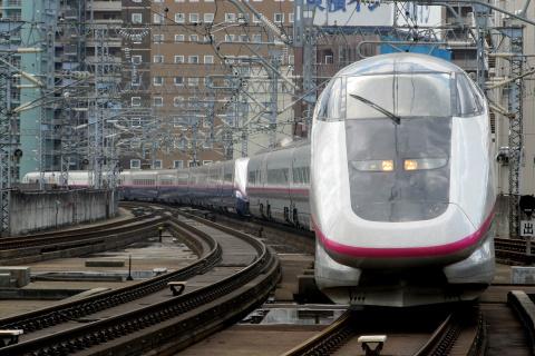 【JR東】東北新幹線 全線で運転再開