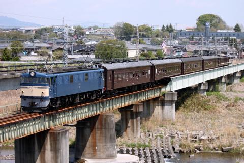 【JR東】快速「ELレトロ横川号」運転