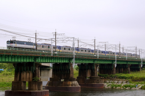 【横高】Y500系Y513編成 甲種輸送
