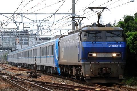 【メトロ】東西線15000系 甲種輸送