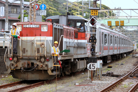 【東急】5050系5161F 甲種輸送