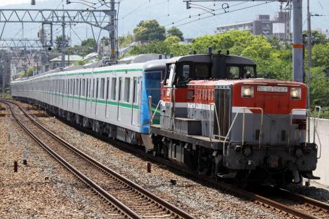 【メトロ】16000系16108F 甲種輸送