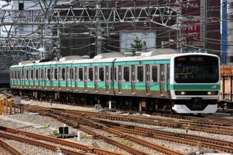 【JR東】E231系マト125編成 東京総合車両センター入場