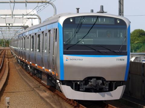 【相鉄】11000系11004F 試運転