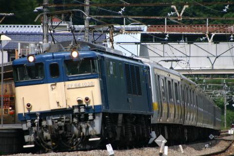 【JR東】元山手線用サハE230形500番代 長野配給
