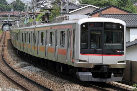 【東急】5050系5159F 長津田検車区へ回送