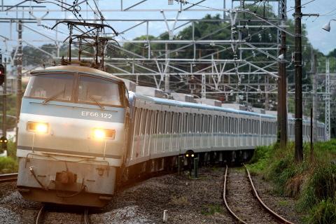 【メトロ】15000系15111F 甲種輸送