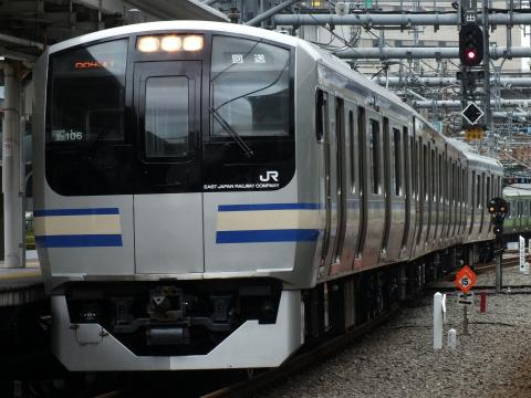 【JR東】E217系クラY106編成 東京総合車両センター出場