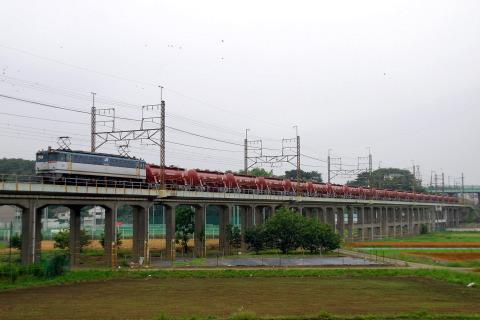 【JR貨】タキ1200形20両 試運転(26日)
