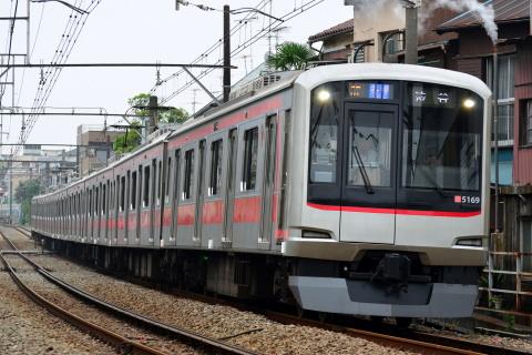 【東急】5050系5169F使用 車体限界測定