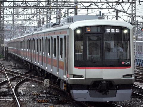 【東急】5050系4102F 試運転