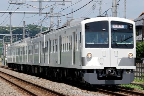 【西武】新101系245F 武蔵丘車両検修場出場
