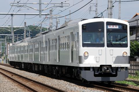 【西武】101系245F 武蔵丘車両検修場出場