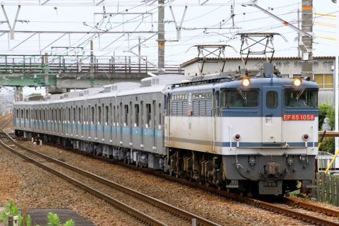 【小田急】3000形3094F6両 甲種輸送