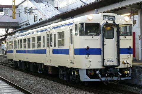 【JR九】キハ47-8062 小倉総合車両センター出場