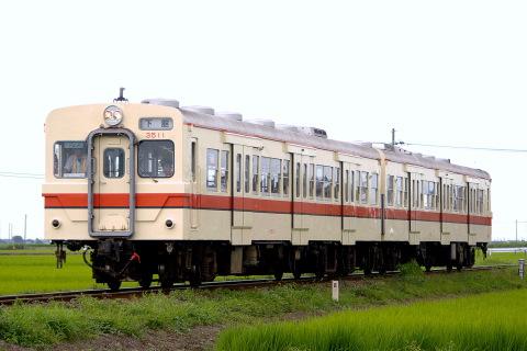 【関鉄】キハ350形最後の定期指定運用開始