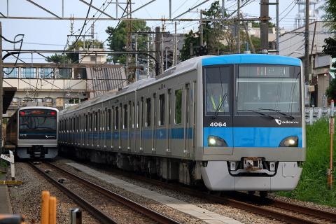 【小田急】4000形4064F 営業運転開始