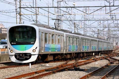【西武】30000系38101F 武蔵丘車両検修場入場