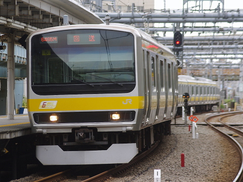 【JR東】E231系ミツB5編成 東京総合車両センター出場