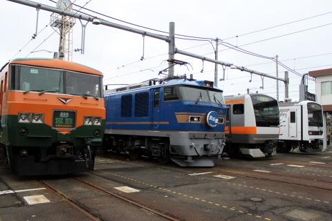 【JR東】東京総合車両センター「2011夏休みフェア」開催