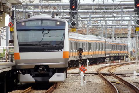 【JR東】E233系トタT7編成 東京総合車両センター出場