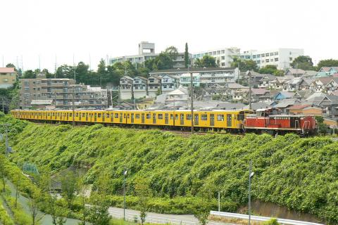 【西武】2000系8両 東急車輛出場