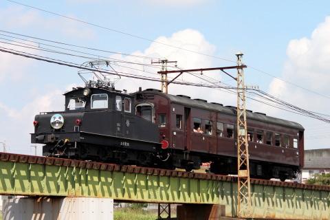 【上信】デキ+旧型客車使用 臨時列車