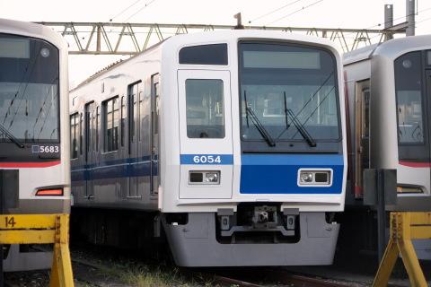 【西武】6000系6154F 元住吉検車区へ回送