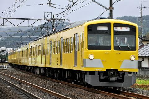 【西武】301系1301F 試運転