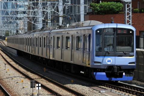 【横高】Y500系Y514F 長津田車両工場入場