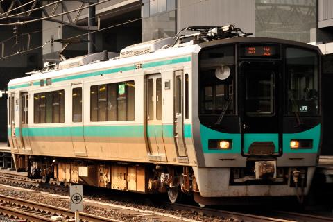 【JR西】クモハ125-8 吹田工場出場