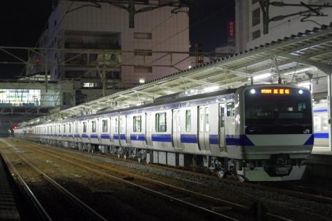 【JR東】E531系カツK409編成 郡山総合車両センター出場