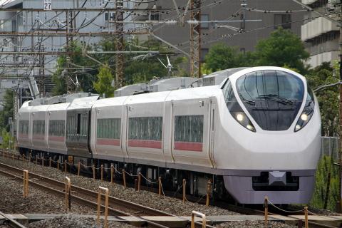 【JR東】E657系カツK1編成+E655-1使用 試運転