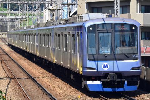 【横高】Y500系Y511F 長津田へ回送