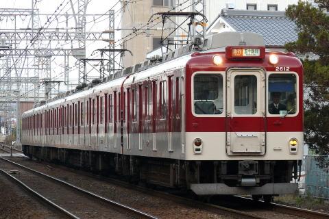 【近鉄】年末年始延長運転を実施