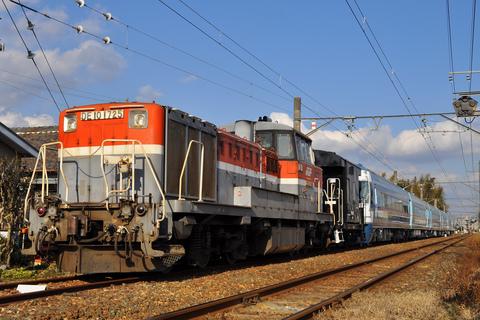 【小田急】60000形60254F(MSE) 甲種輸送