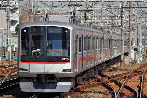 【東急】5050系5172F 長津田へ回送