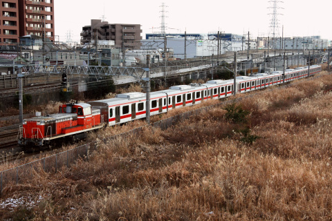 【東急】5050系4105F 甲種輸送(24日)
