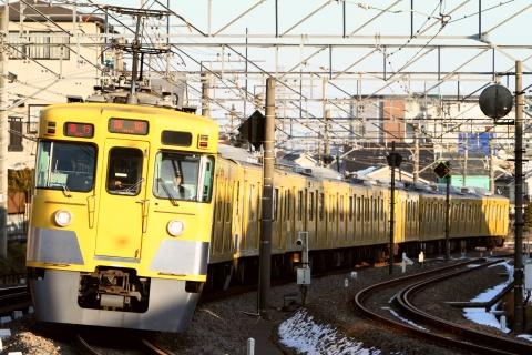 【西武】2000系2417F 池袋線へ貸出