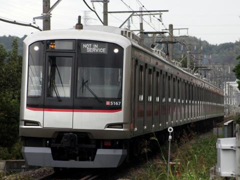 【東急】5050系5167F 長津田車両工場出場