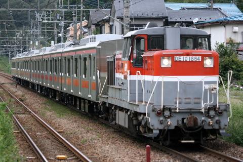 【東急】5050系4107F 甲種輸送