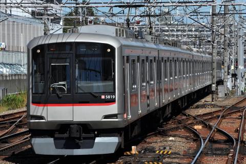 【東急】5000系5119F 長津田へ回送
