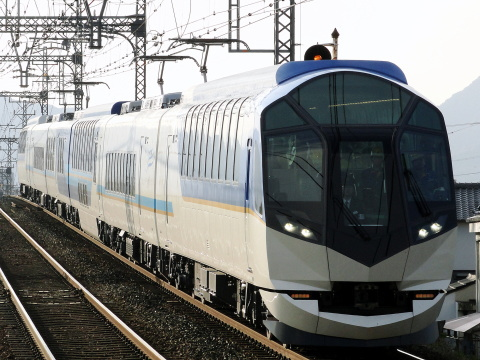 【近鉄】50000系「しまかぜ」 試運転