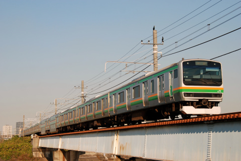 【JR東】E231系1000番代コツK35編成 東京総合車両センター出場