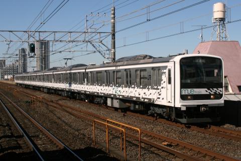 【JR東】209系『MUE-Train』総武快速線・成田線試運転