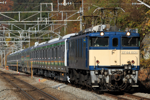 【JR東】E233系3000番代タカL11編成 配給輸送