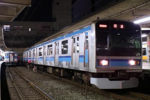 【JR東】E231系800番代ミツK5編成 返却回送